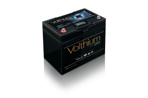 Batterie / Lithium 12V 100Ah - Volthium
