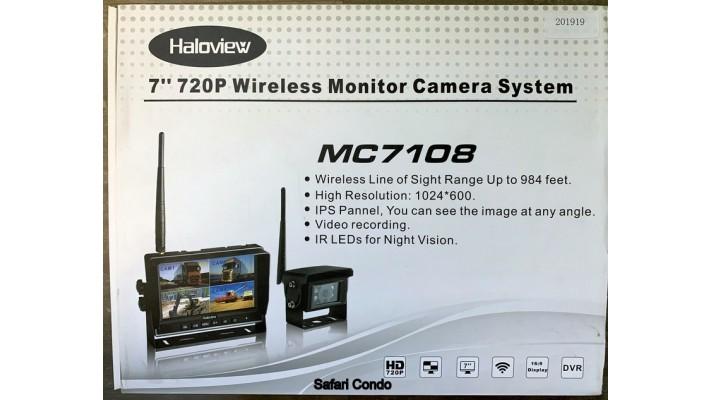 Caméra de recul Haloview PROMO