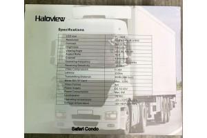 Caméra de recul Haloview