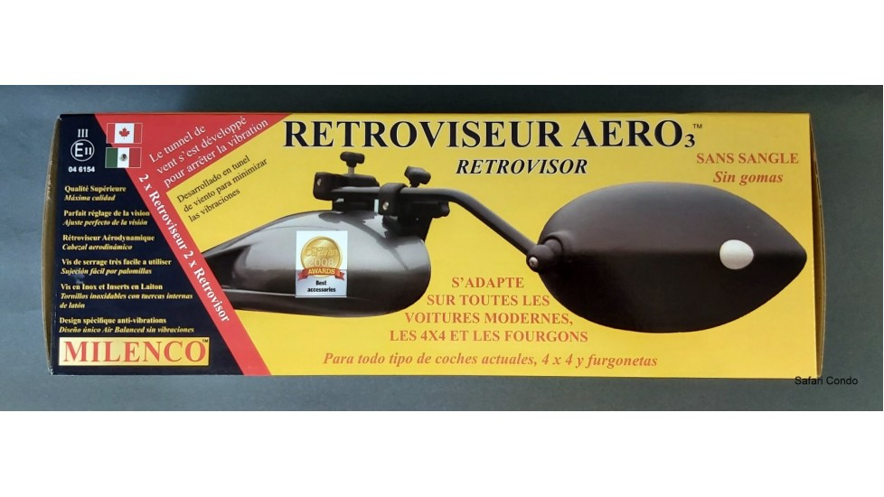 Rétroviseur /extension - Aero3