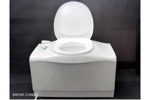 Toilette à cassette