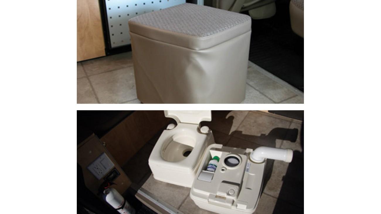 Cover Seat For Toilet Porta Potti