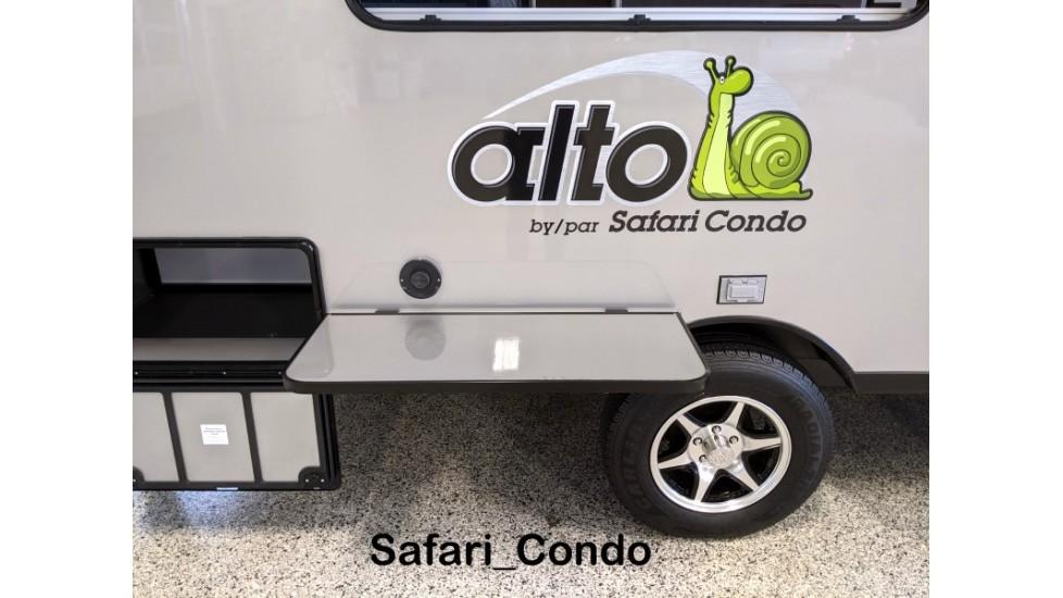 Table /extérieur /aluminium - Alto