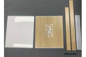Tablette /garde-robe F1743