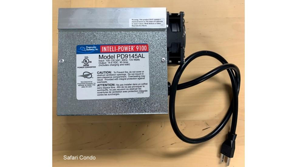 Chargeur / Convertisseur pour Lithium