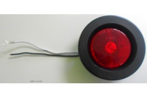 Feu de position led pour Alto rouge ou orange 2-1/2''