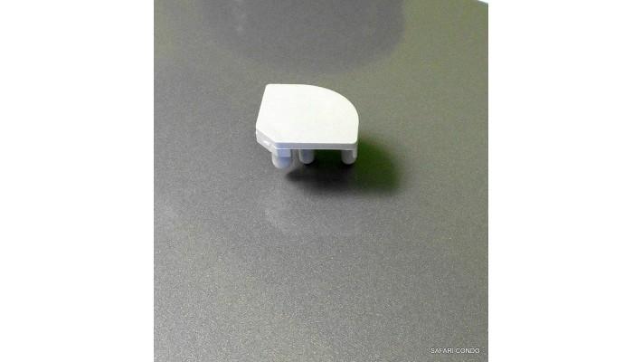 Cap de plastique – Option Décor