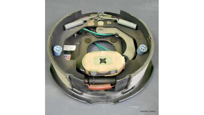 Ensemble de freins électriques assemblé