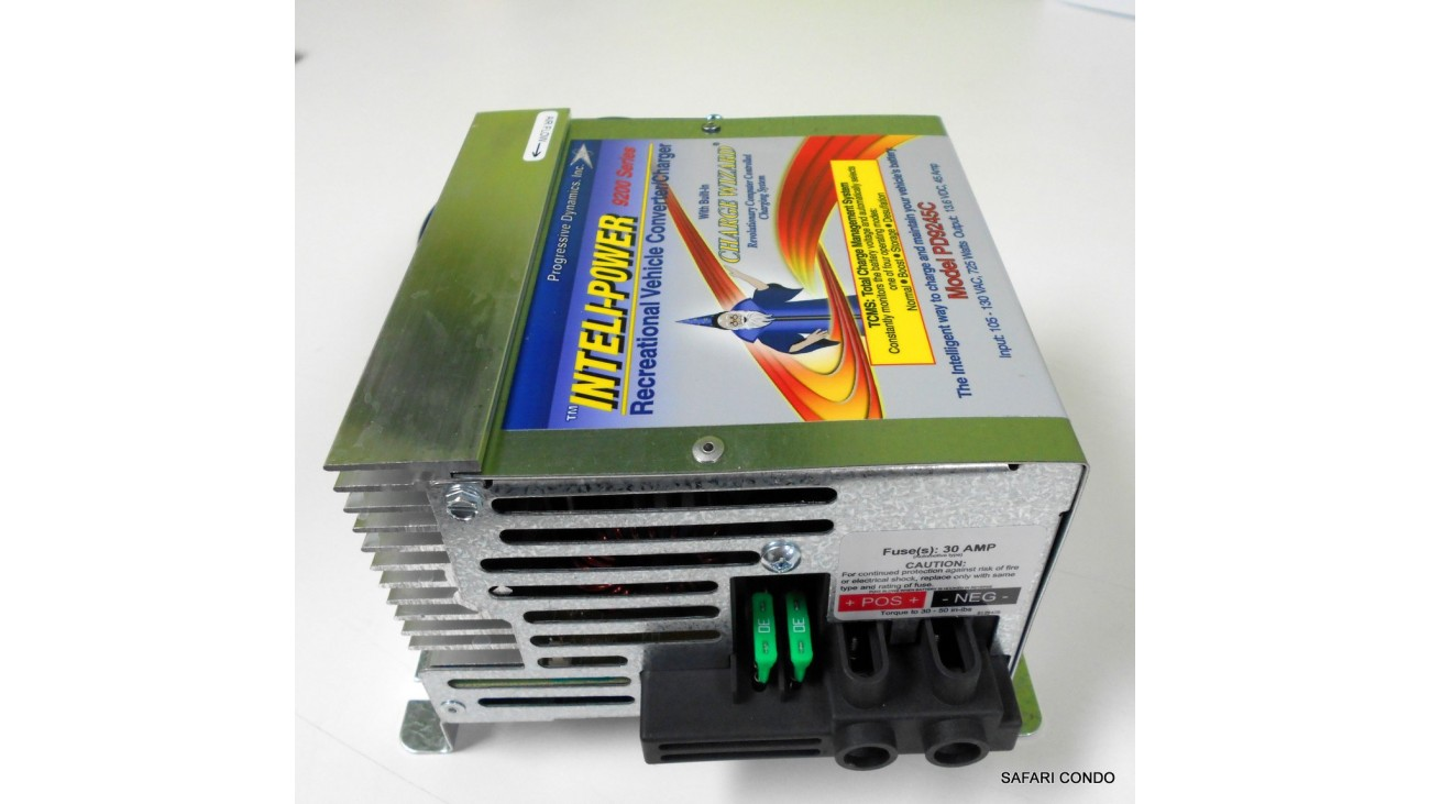 Charger Converter Intelli Power Wiring Diagram