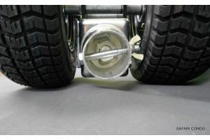 Déplace caravane /deux roues