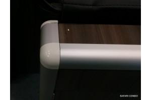 Extrusion en aluminium - Option Décor