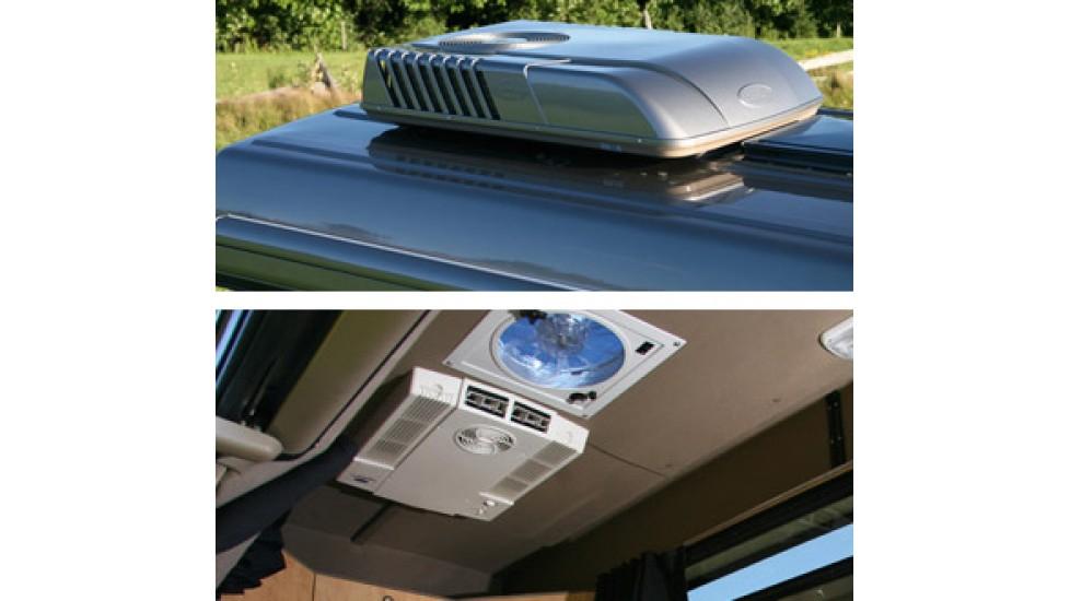 Air climatis amovible de toit for Air climatise interieur