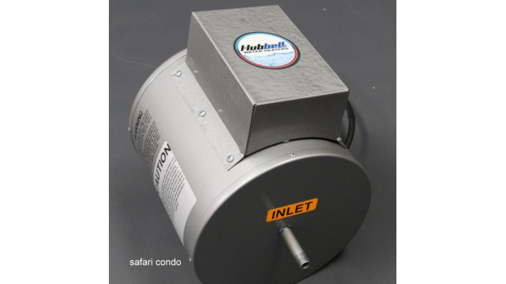 Chauffe-eau électrique Hubbell