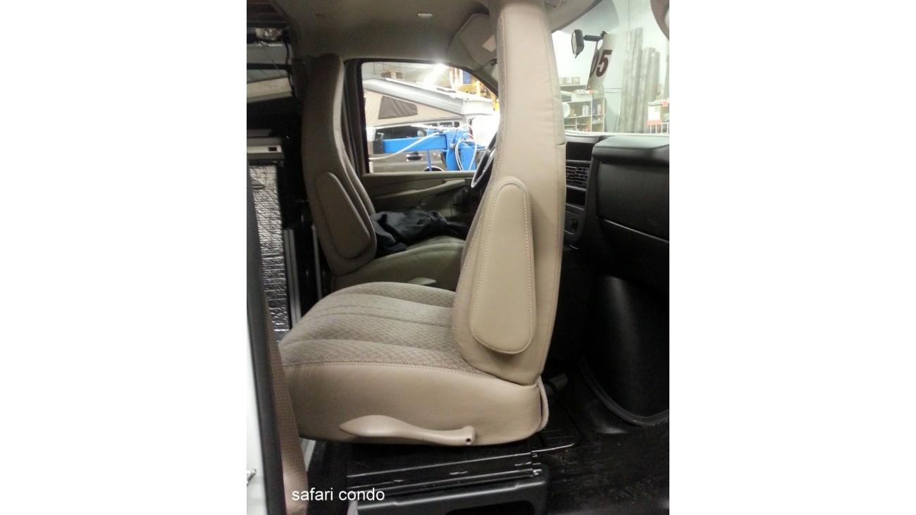 Swivel Seat Promaster Amp Savana