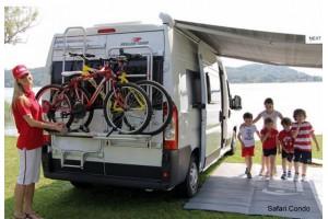Support à vélos Fiamma Promaster